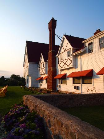 Keltic Lodge Resort & Spa: Main building