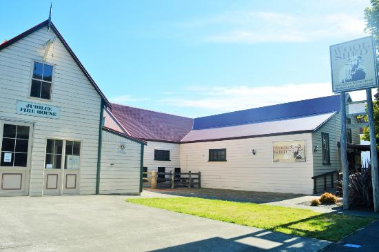 The Woolshed Museum