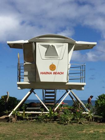Haena, Havaiji: A surfer's peace of mind