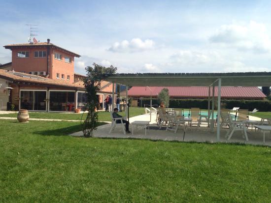 Braccagni, Italia: Country Resort Guadalupe