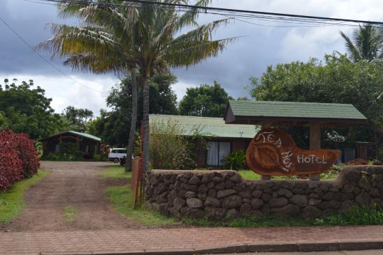 Tea Nui - Cabanas y Habitaciones-bild