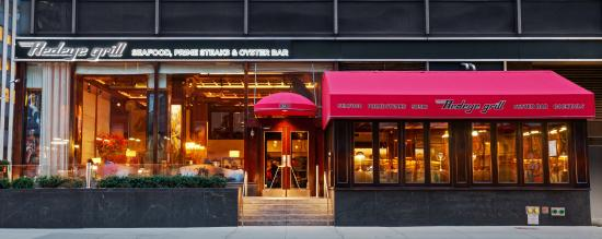 Photo of American Restaurant Redeye Grill at 890 7th Ave, New York, NY 10019, United States