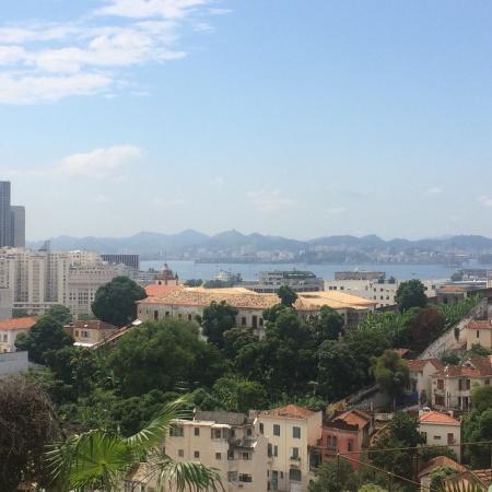 Bossa in Rio Hostel: Vista do hostel