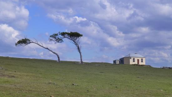 Tasmania, Australia: The many historic buildings speak for itself of the harsh environment the people had.