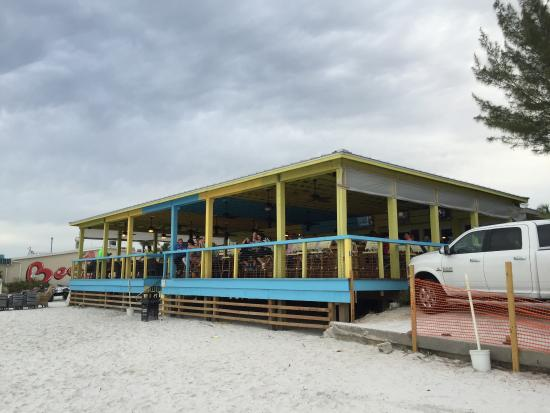 Sunset Beach Tropical Grill And The Playmore Tiki Bar Photo