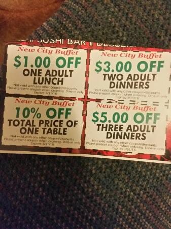 Buffet Coupon, Printable Coupons, Food Savings - allereader.ml 50% off Get Deal Our coupons make buffet deals even better with discounts of up to 50% off at local restaurants near you. You can select a printable coupon that you bring into the business and use like cash.