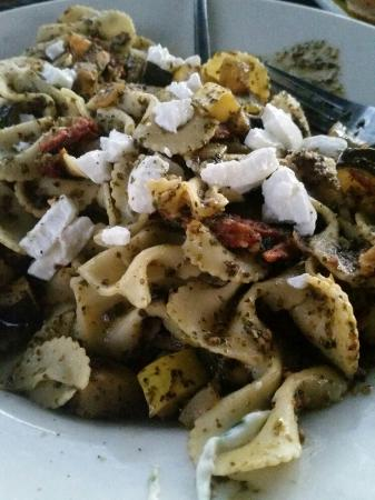 Rusty's Downtown Grill & Bar: Rusty pasta