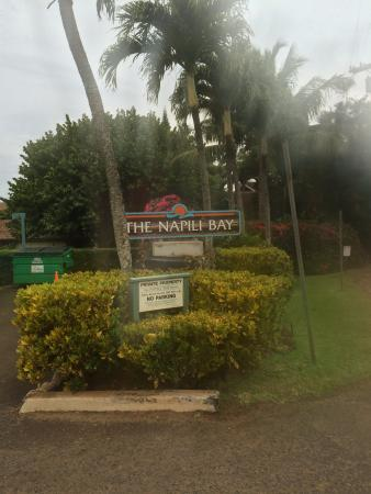 The Napili Bay