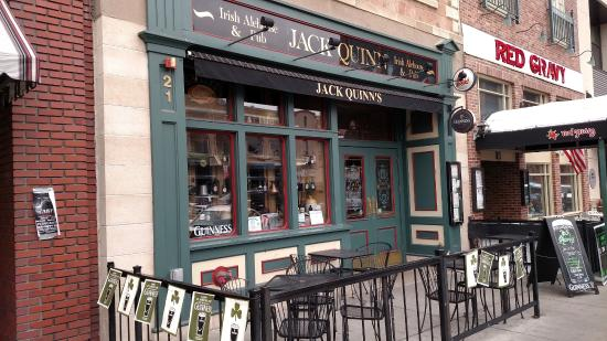 ‪Jack Quinn's Irish Pub & Restaurant‬