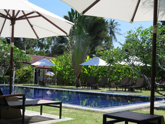 Nai Yang Beach Resort and Spa: Tropical Wing pool