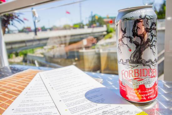 Thornbury, Canada: Forbidden Cider