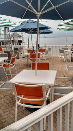 The Frey Hotel Cabanas Tampa Beach Bar And Restuarant At Bay Harbor In