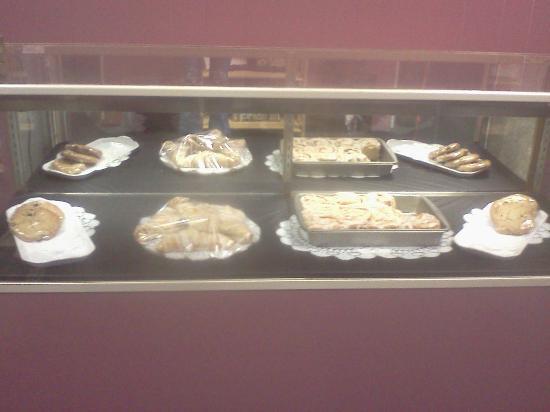Smethport, PA: Bakery Case