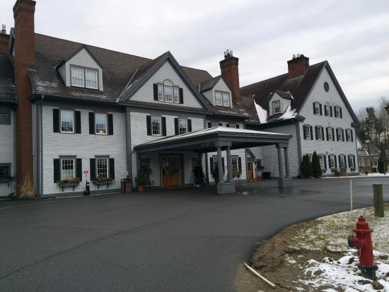 The Essex, Vermont's Culinary Resort & Spa: Main entrance