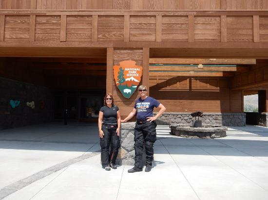 Thomas Condon Paleontology Center of the John Day Fossil Beds National Monument