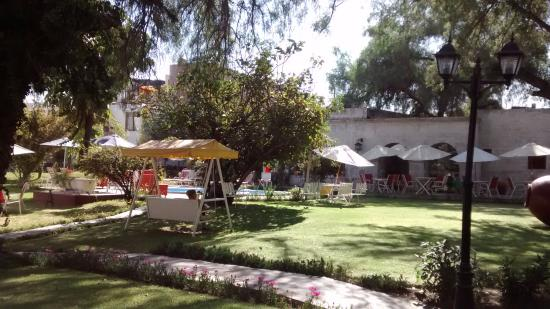 Hotel La Casa de mi Abuela Photo