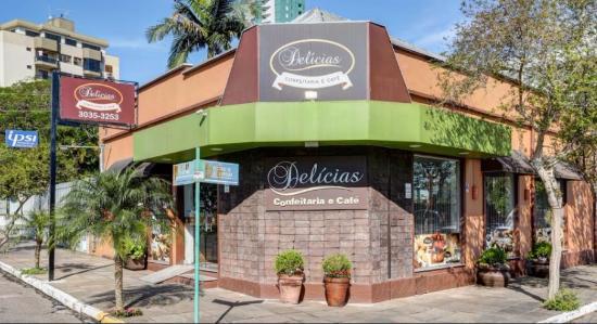 Delicias Confeitaria E Cafe, Novo Hamburgo