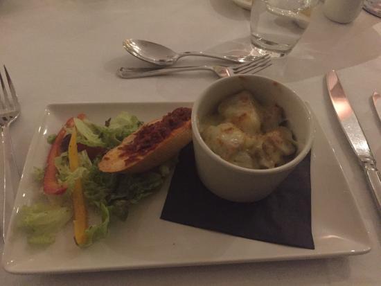 Ballygawley, Irlanda: Food was very good