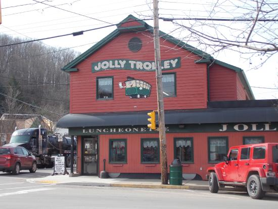 Jolly Trolley Image