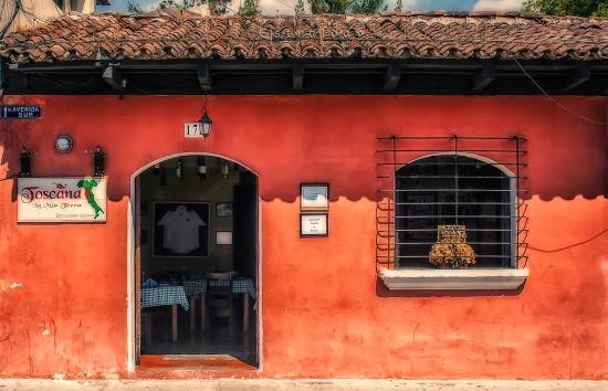 Toscana: El Restaurante