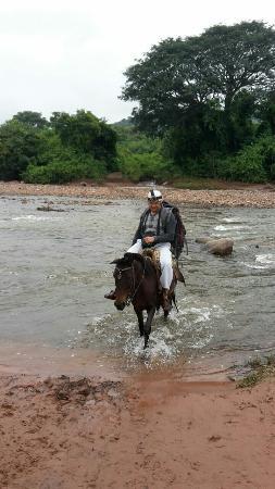 Tarija Department, Bolivia: Laguna San Nicolás (San Bartolo) para llegar hay q caminar 20 km por medio del monte