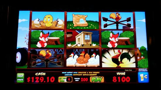 7 Cedars Casino: 20160327_155644_large.jpg