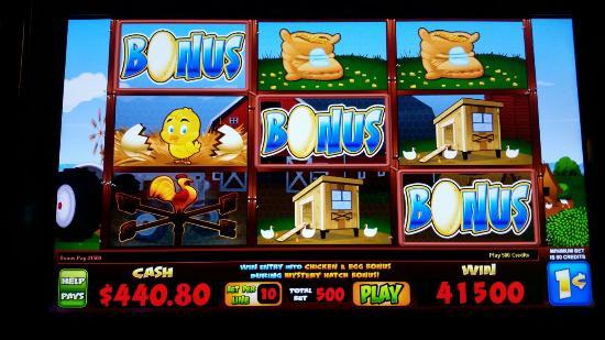7 Cedars Casino: 20160327_162609_large.jpg