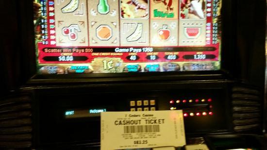 7 cedars casino hours