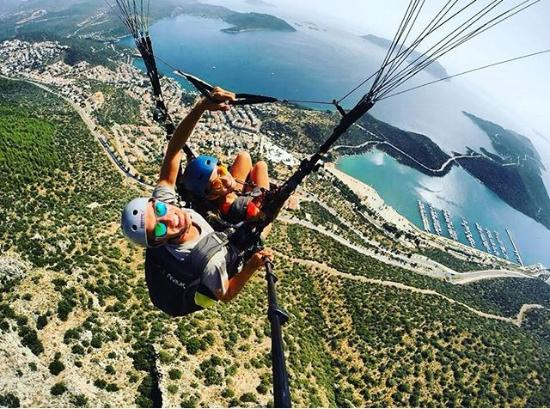 Fly Lycia Yamaç Paraşütü