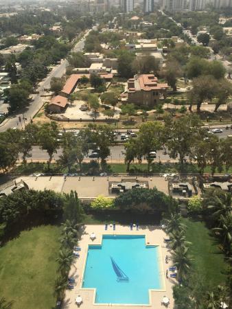 Avari Towers Karachi Photo