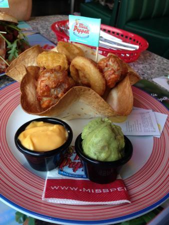 Dettelbach, Alemania: Chicken Bowl