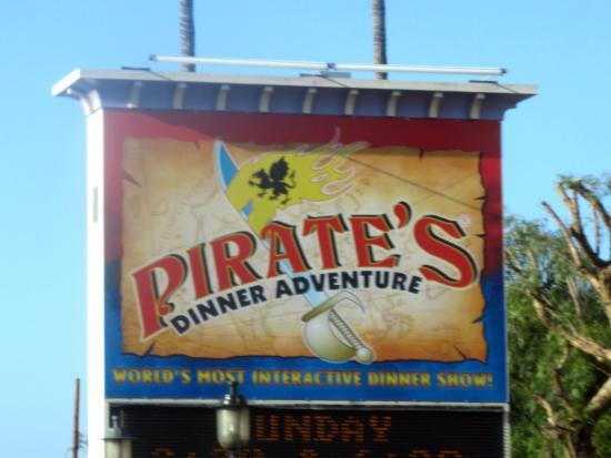 pirates dinner adventure buena park ca picture of pirates dinner rh tripadvisor com