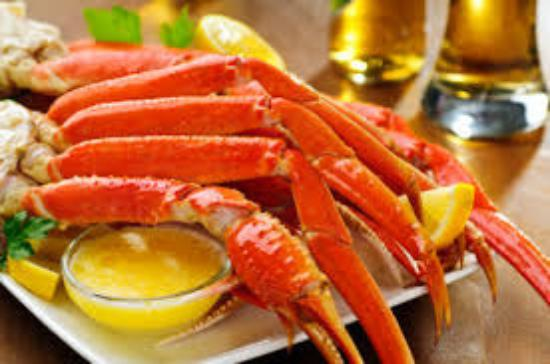 beautiful crab legs by thebunch picture of captain george s rh tripadvisor com