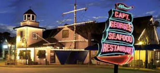 Captain George S Seafood Restaurant 10 Star Buffet Of Myrtle Beach 2016