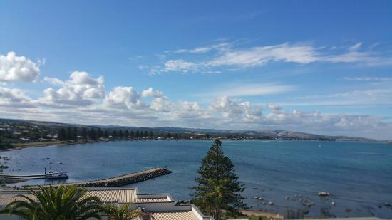 Encounter Bay, Australien: Views from level 3 overlooking the harbour.