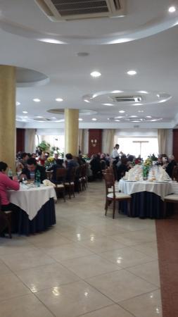 La Castellana: sala ristorante