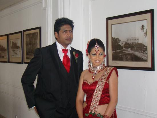Mount Lavinia Hotel: Ланкийская свадьба