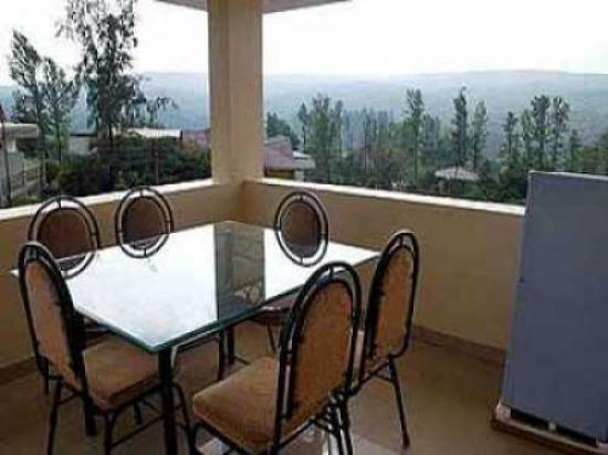 Cloud Green Residency : Balcony