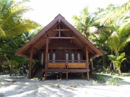 Patuno Resort Wakatobi : Deluxe accomodation