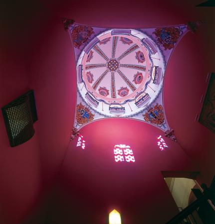 Palacio de Tudemir Boutique Hotel: Cúpula interior