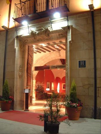 Palacio de Tudemir Boutique Hotel: Entrada Hotel