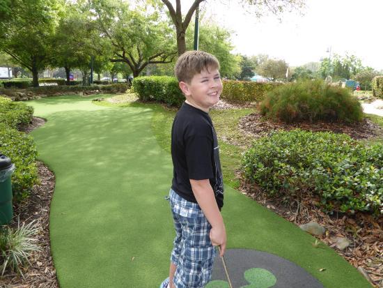 Mini Golf Picture Of Disney 39 S Fantasia Gardens Miniature
