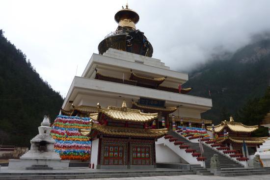 Zharu Temple