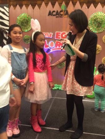 Acacia Hotel Manila: Games