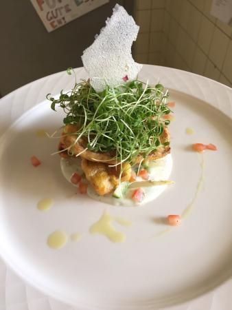 Hotel Fontana Twann  Fischrestaurant und Brasserie : Frühlingserwachen im Fontana