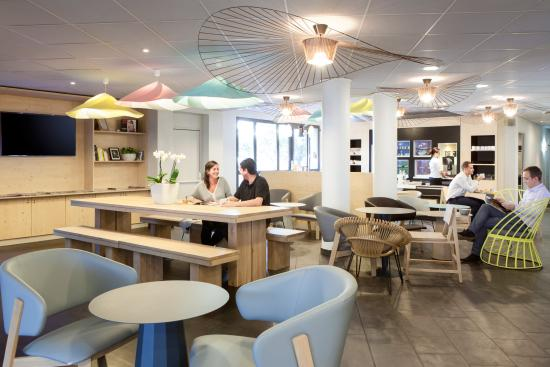 Novotel Suites Cannes Centre: LOBBY RENOVE