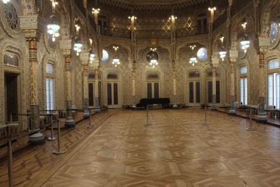 salon arabe, para recepciones - Photo de Palacio da Bolsa, Porto ...