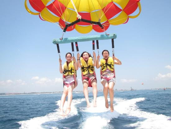 Parasailing Adventure Picture Of Watersport Tanjung