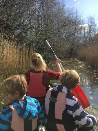 New Forest Activities Fun On Beaulieu River