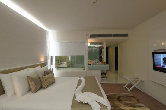 St Laurn Ahmedabad : Deluxe Room